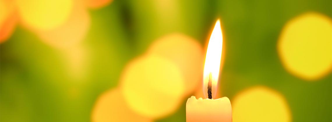 Candle Hero Image